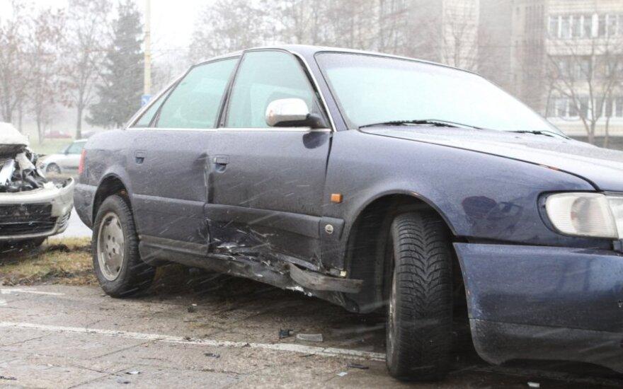 За неделю на дорогах Литвы погибли 6 человек