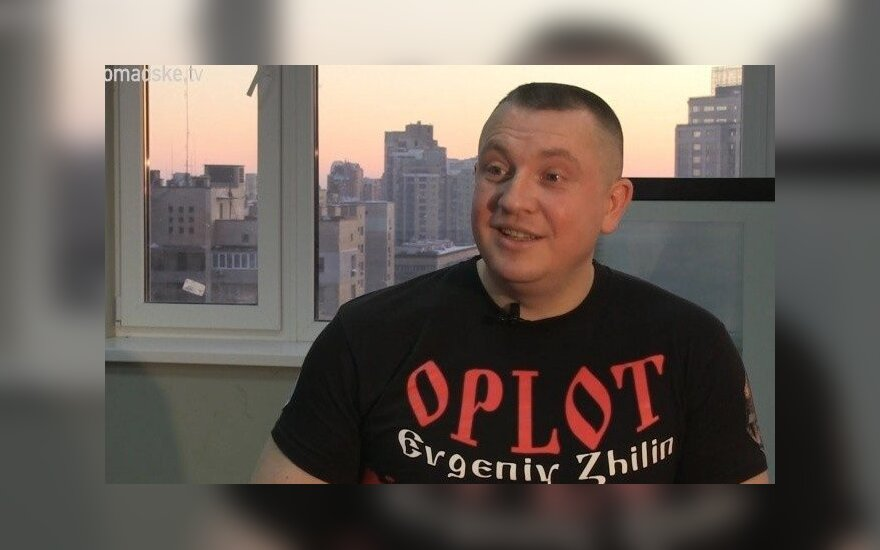 """Названы основные версии убийства лидера украинского """"Оплота"""" Жилина"""