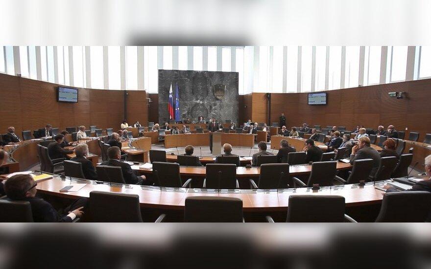 Slovėnijos parlamentas
