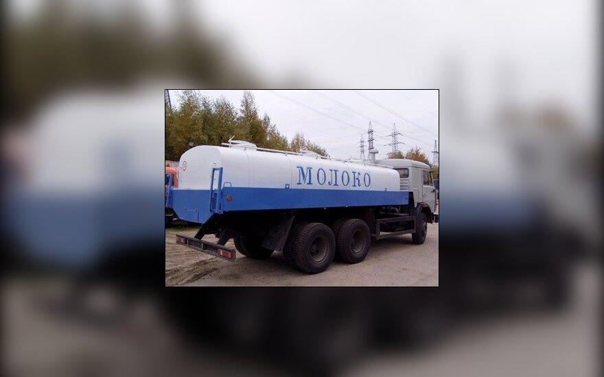 В белорусском молоке найдена примесь геополитики