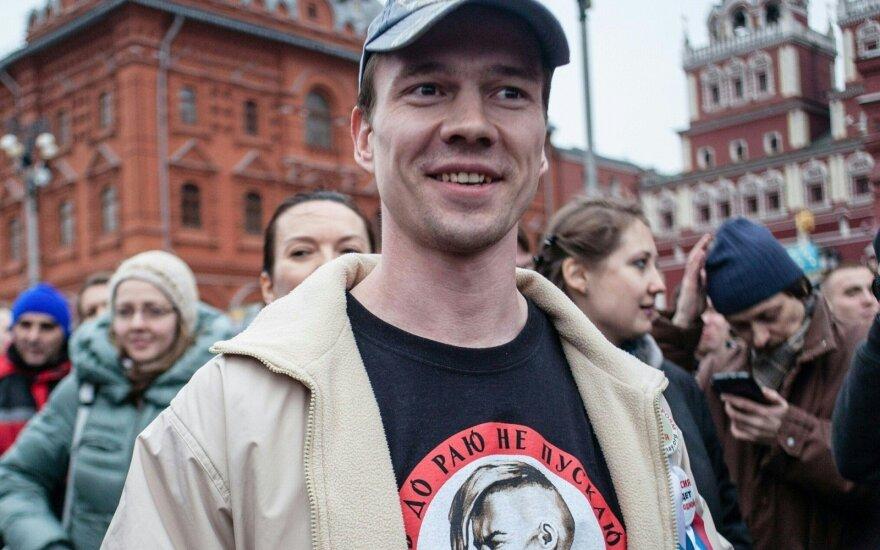 Алтайская колония извинилась перед Дадиным от имени России