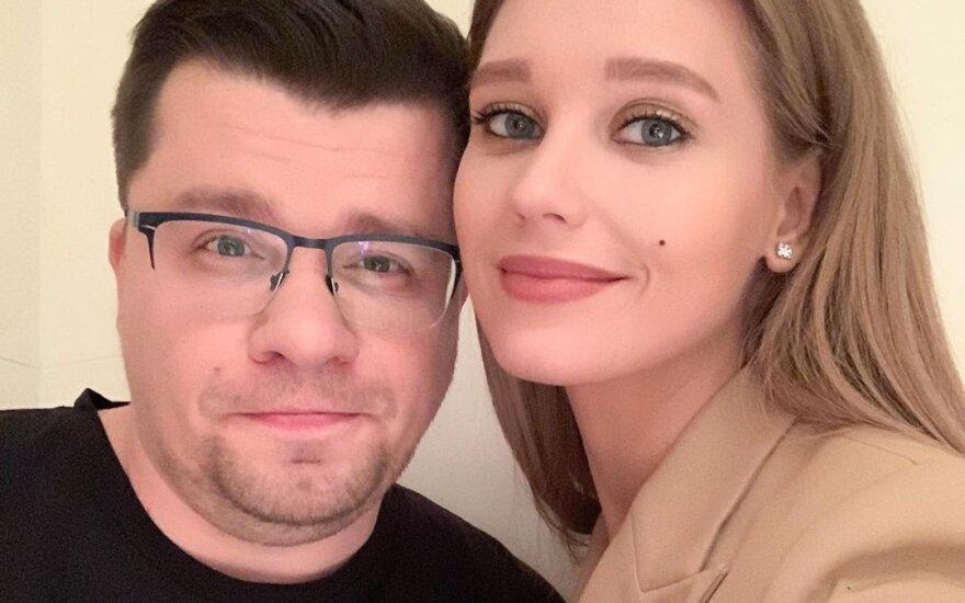Гарик Харламов объявил о разводе с Кристиной Асмус