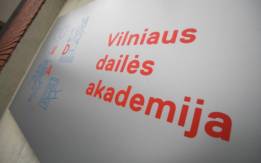 Прокуратура не установила случаев сексуального домогательства в Вильнюсской художественной академии