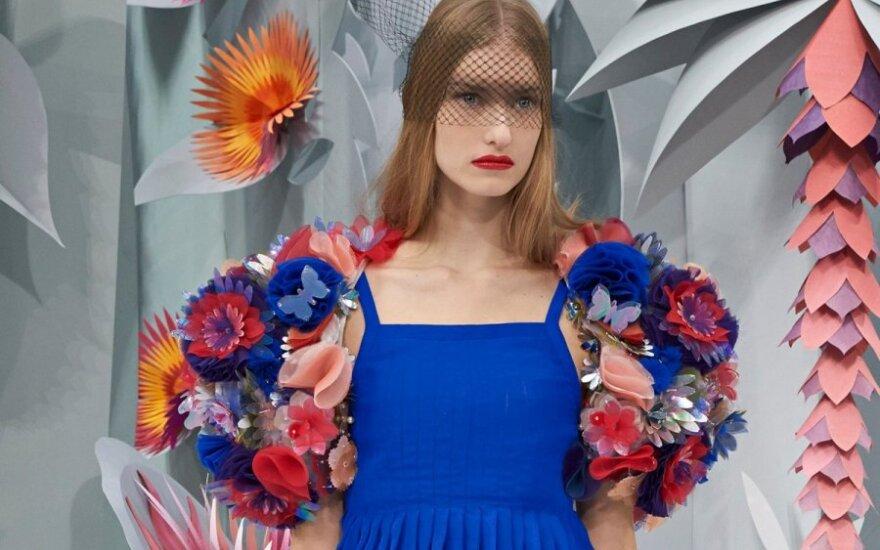 """Дом Chanel показал коллекцию """"Весна-лето 2015 haute couture"""""""