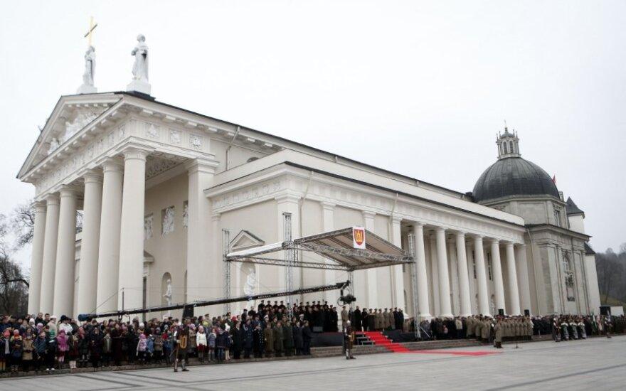 На Кафедральной площади епископы распоряжаться не будут