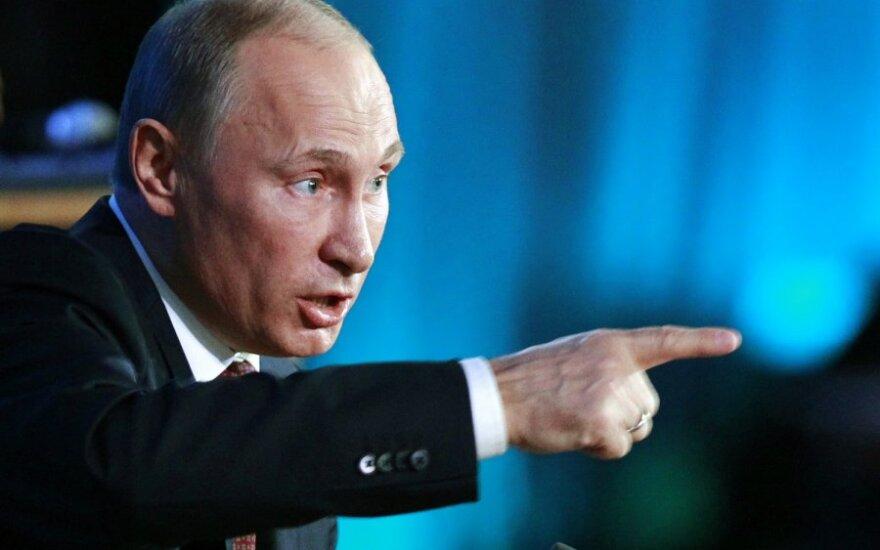 Путин: русофобия в некоторых странах хлещет через край