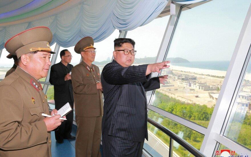 КНДР отвергла все предложения США об уничтожении ядерного оружия