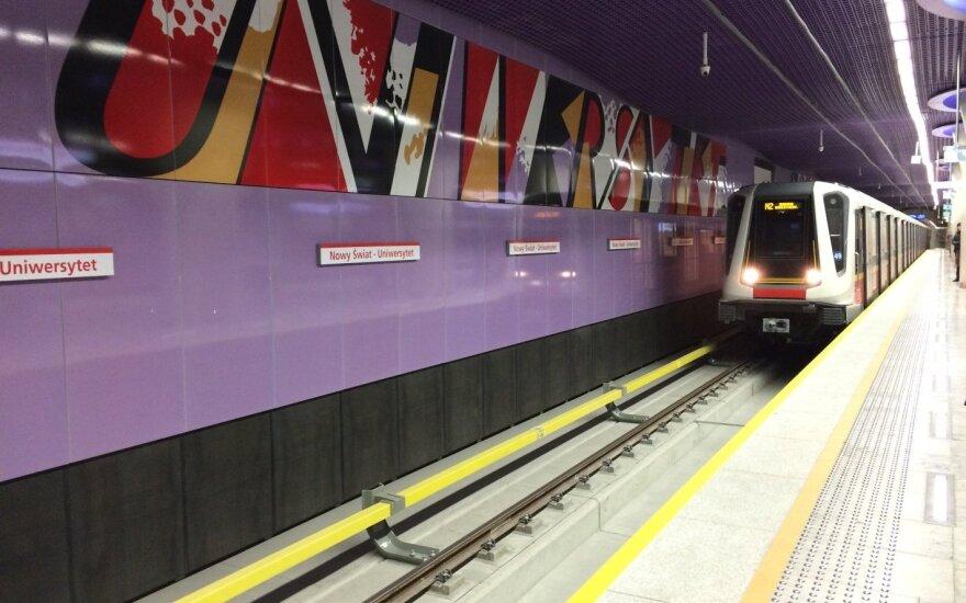 Вопрос метро в Вильнюсе: возможен ли вообще такой проект?