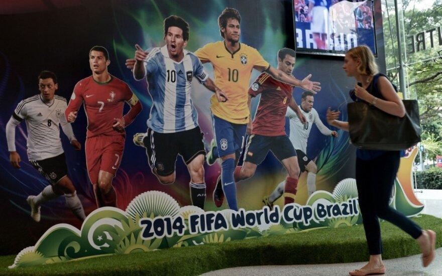 """""""Nie odwracaj się"""". Kampania przeciwko wykorzystywaniu seksualnemu nieletnich w ramach Mundialu w Brazylii"""