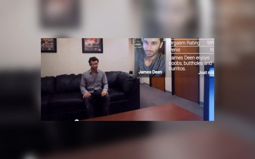 В Google Glass сняли первый профессиональный порнофильм