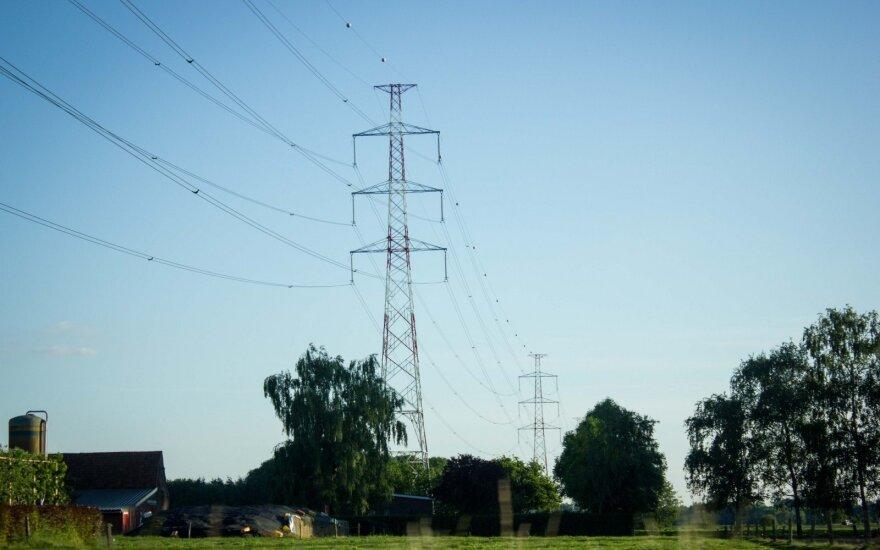 В Литве рекордно низкие цены на электроэнергию