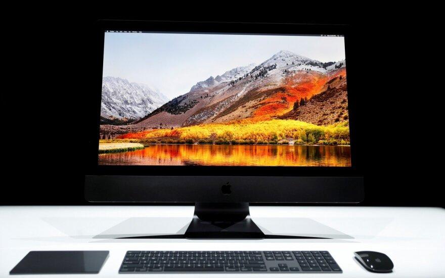 Apple iMac Pro kompiuteris