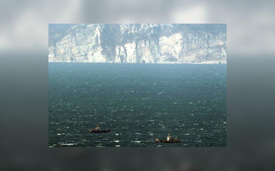 КНДР захватила южнокорейское судно