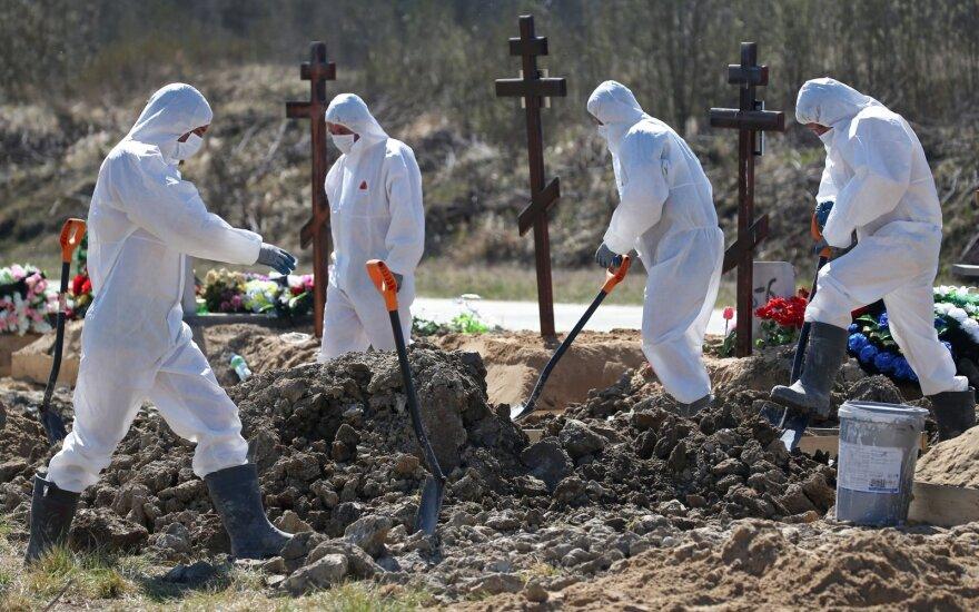 """Неучтенные """"коронавирусные"""" смерти: в Москве смертность достигла десятилетнего пика"""