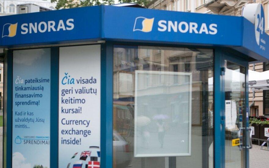 Ассоциация инвесторов: у частных инвесторов Snoras остается мало надежд вернуть деньги