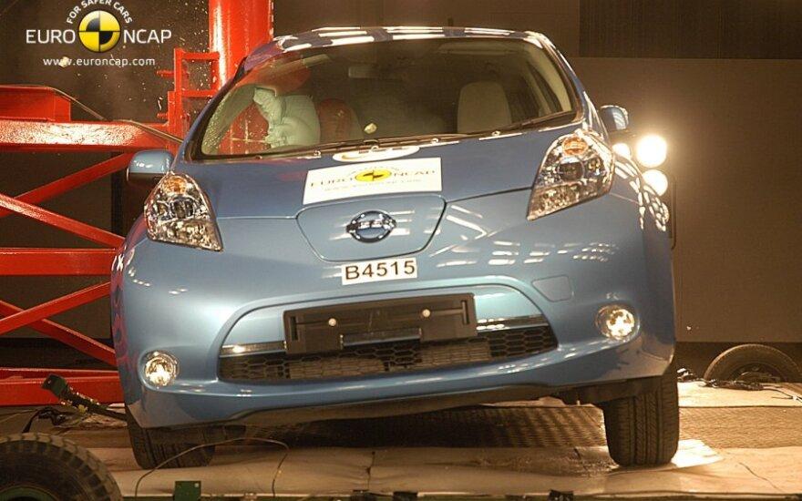 Судьба Nissan Leaf оказалась под угрозой