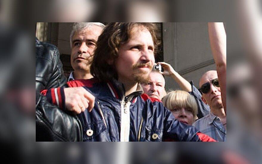"""В Москве избит до слепоты и ограблен активист """"Синих ведерок"""""""