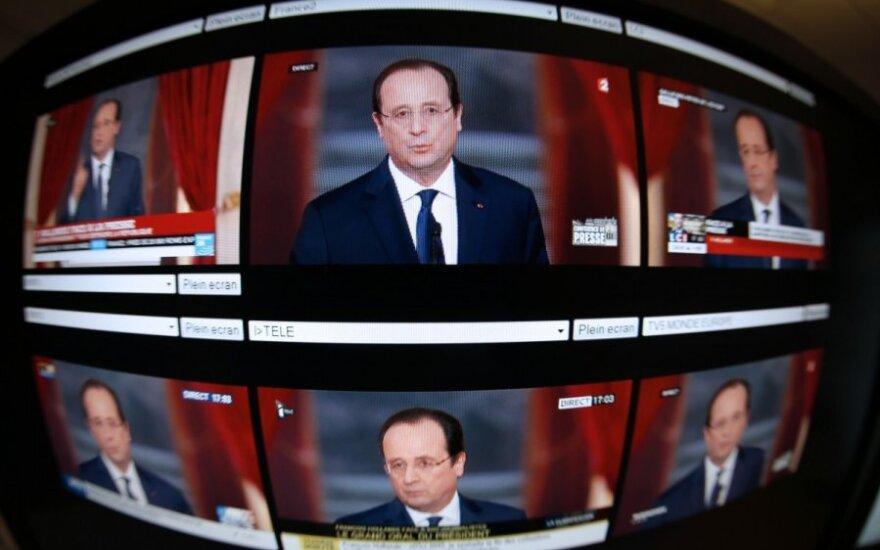 Francois Hollande'as