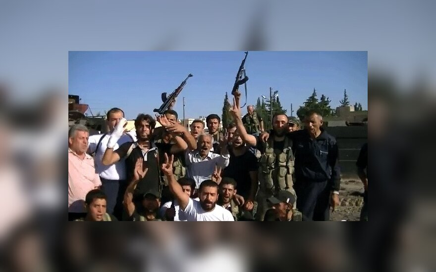 Сирийская оппозиция просит у США ракеты Patriot