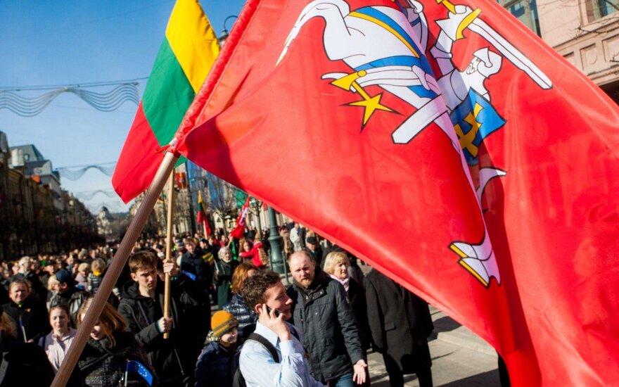 Исследование: литовский патриотизм особенный