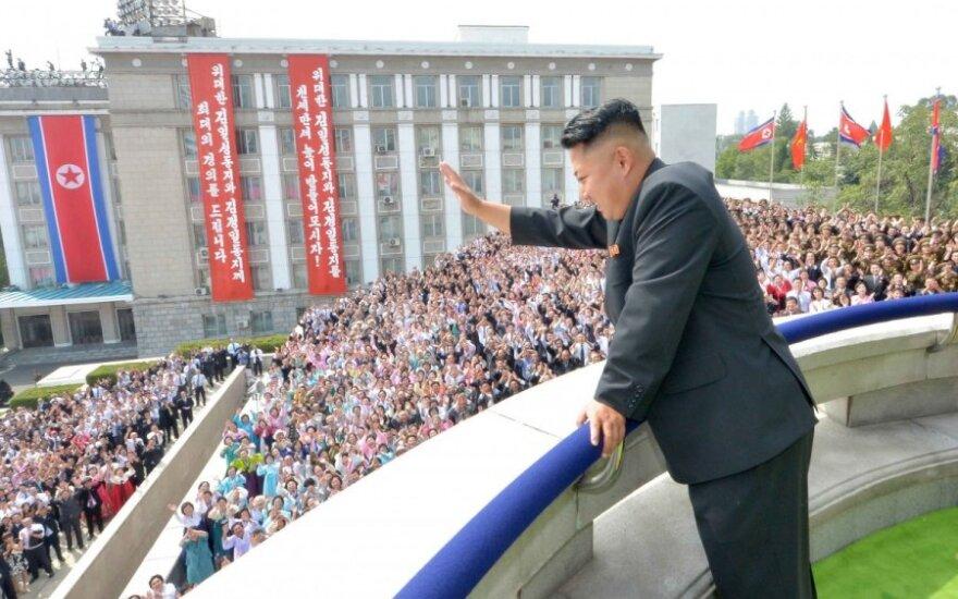 Fryzura pod Kim Dzong Una obowiązkowa dla wszystkich studentów
