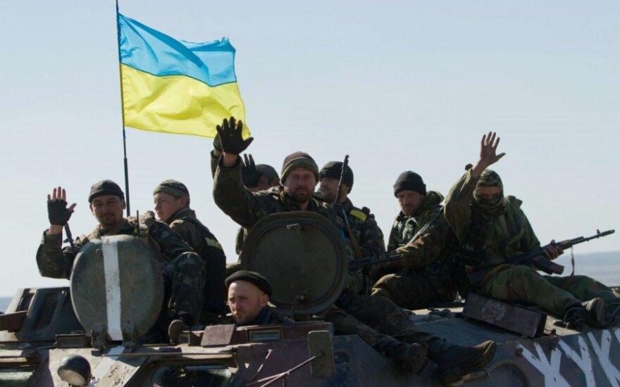 Литва предложит ЕС создать фонд военной помощи Украине
