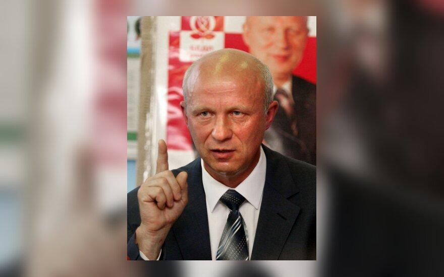 A.Kozulinas, Baltarusija opozicija
