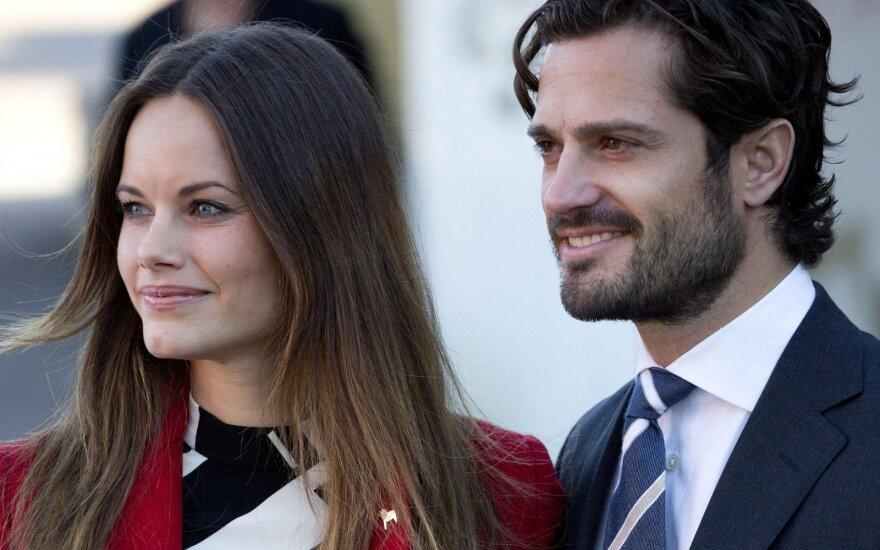 Шведская принцесса София стала матерью во второй раз