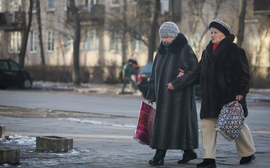 Украина задолжала больше 1 млрд. евро пенсионерам Донбасса