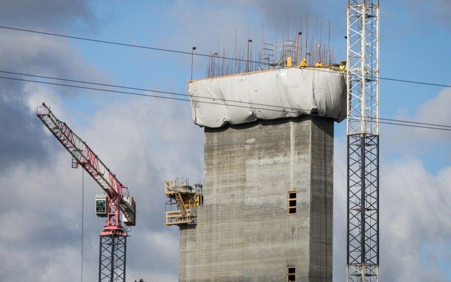 В Литве все больше строителей из Польши