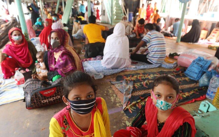 Koronavirusas Bangladeše