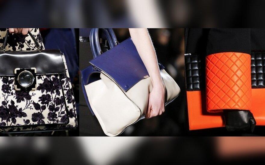 ТОП-7 видов сумок в гардеробе модницы