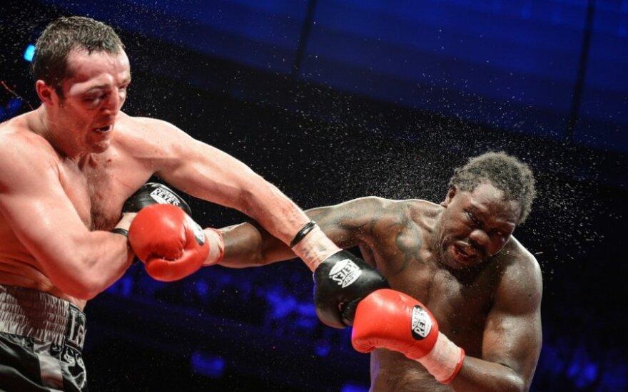 Лебедев и Джонс вновь встретятся на ринге 25 апреля