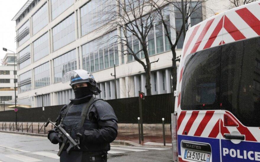 Франция: четверо обвиняются в пособничестве терроризму