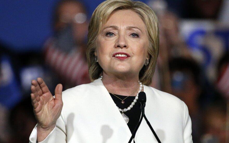 Хиллари Клинтон пообещала рассекретить данные об НЛО