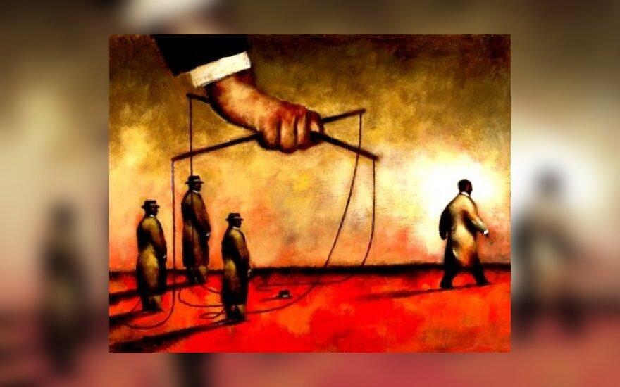 Люди для власти – послушные тела?