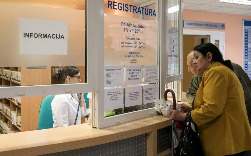 Заболевшие в праздники сначала должны обращаться к дежурному врачу в поликлинике