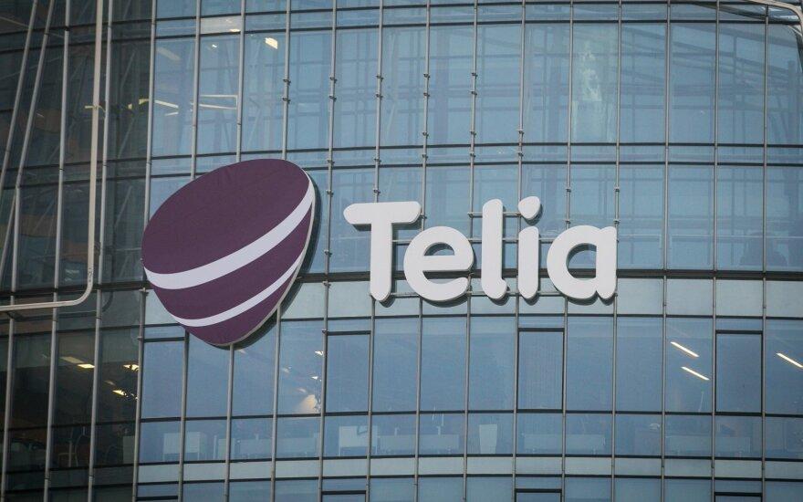 Компания Telia Lietuva увольняет сотни работников