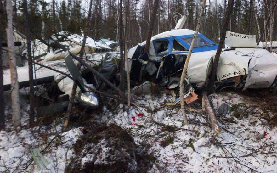 В Хабаровском крае разбился пассажирский самолет: выжил только ребенок