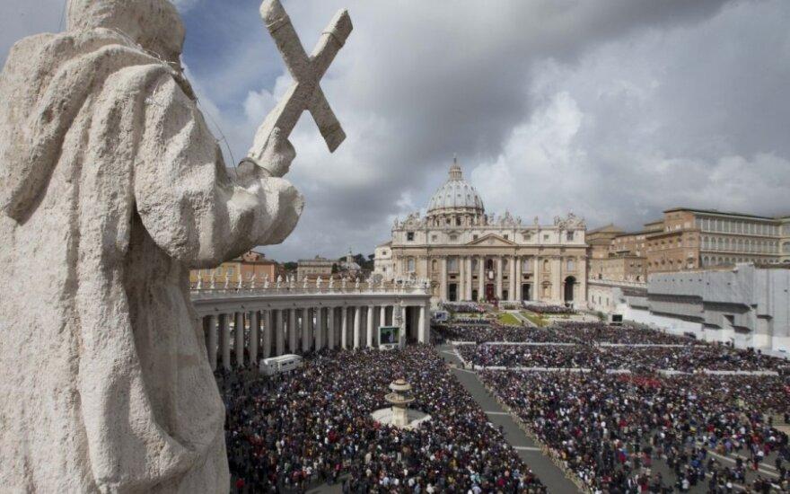 В Риме закончилась реставрация колоннады Бернини