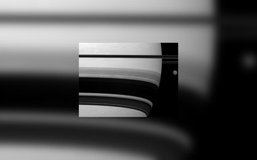 Фото Cassini\CICLOPS