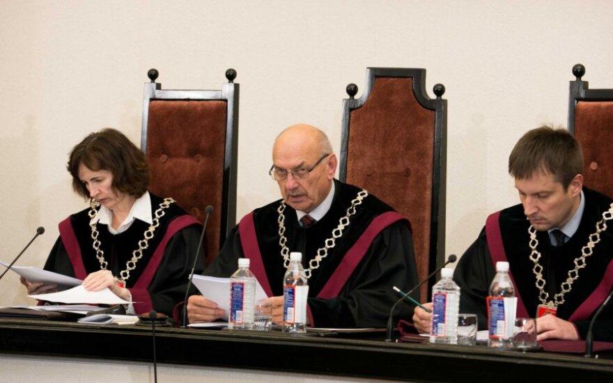 Конституционный суд Литвы принял обращение президента по вопросу предоставления гражданства