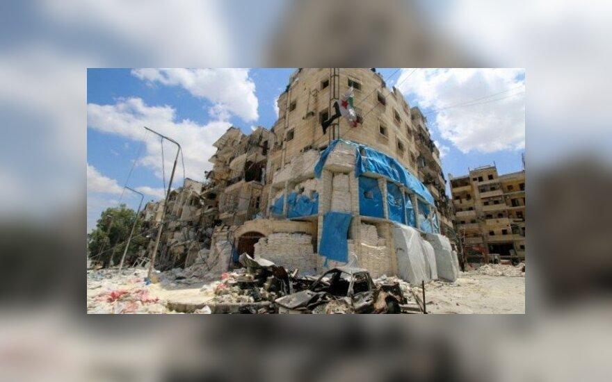 В Сирии при обстреле больницы погибли 14 человек