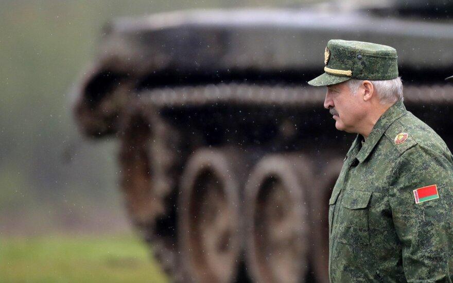 Беларусь усилит охрану границ с Литвой, Латвией и Украиной