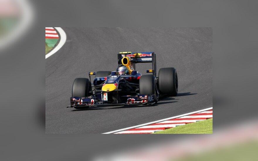 """Sebastianas Vettelis (""""Red Bull Formula"""")"""