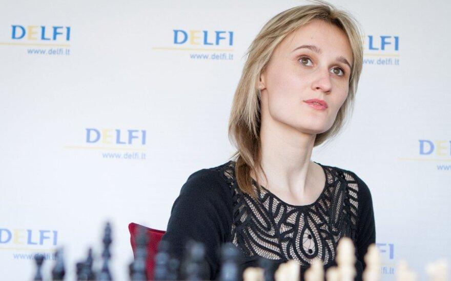 Viktorja Čmilytė