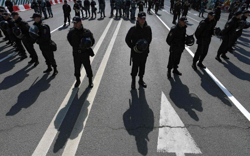 В Москве прошел митинг оппозиции в связи с датой событий на Болотной