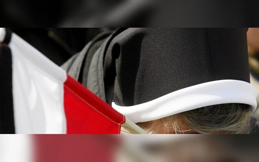 Atsisveikinimas su aviakatastrofos Smolenske aukomis