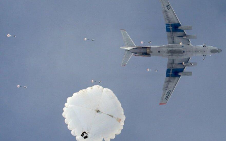 В Литве говорят, что не разрешали бортам РФ заходить в воздушное пространство