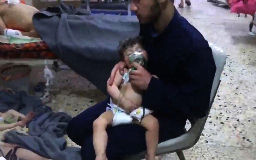 В ВОЗ сообщили о 500 возможных жертвах химатаки в Сирии